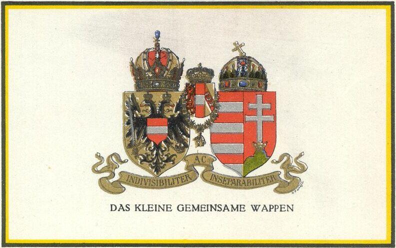Die Entwicklung des österreichischen Wappens Chronologische Übersicht
